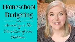 Homeschooling Budget & Spending Money on Education