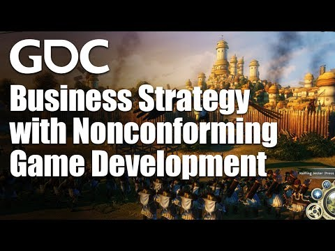 The Successful Paradox of Combining Business Strategy with Nonconforming Game Development