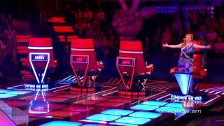 Vahe Ziroyan, Ain't No Sunshine -- The Voice of Armenia – The Blind Auditions – Season 3