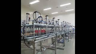 자동 누룽지생산 라인 미곡간 누룽솥 공장