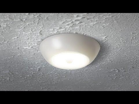 5 Minute Installation Mr Beams UltraBright Ceiling Light