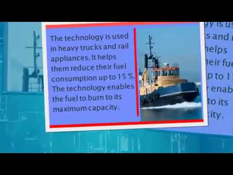 Technology that boosts your Marine fuel economy