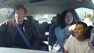 Ice Cube, Kevin Hart And Conan Help A Student Driver REACTION!