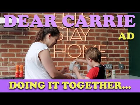 Doing it Together  AD  DEAR CARRIE