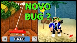 BUG NO TREASURE HUT SIMULATOR COMO FAZER !! (ROBLOX)