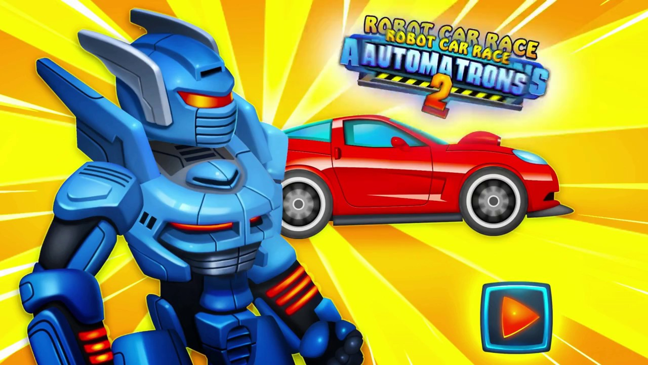 Automatrons 2 Robot Car Transformation Race Game Youtube