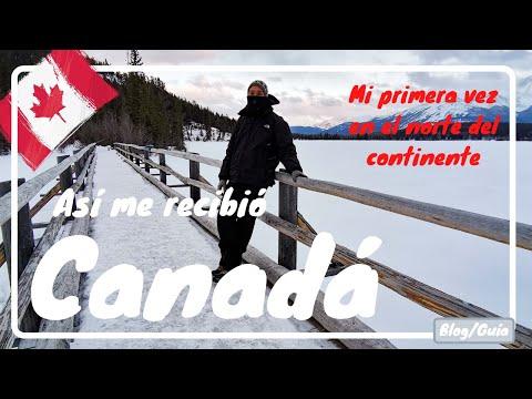 Bienvenidos a Canadá! Mi viaje por el segundo país más grande del mundo - Canadá #1 Luisitoviajero