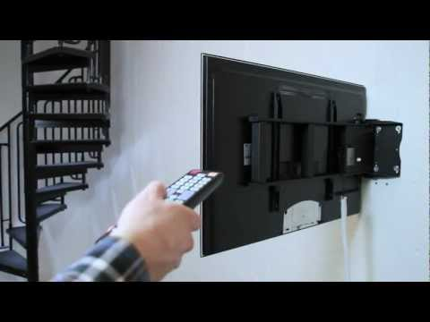 Tv deckenhalter flasy fl elektrisch schwenkbar mit fun - Elektrische zahnburste mit wandhalterung ...