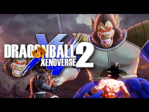 WAIT! GREAT APE VEGETA AND NAPPA?!?!? - [Dragon Ball Xenoverse2 BETA]