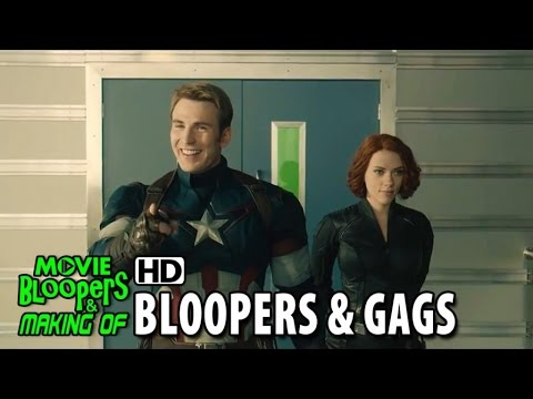 Avengers: Age of Ultron (2015) Bloopers, Gag Reel & Outtakes
