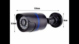 Обзор AHD камеры Gadinan AHD-M (960 P) на  сенсоре  SmartSens (SC1035)