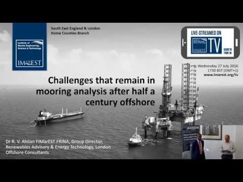 Challenges that remain in mooring analysis after half a century offshore