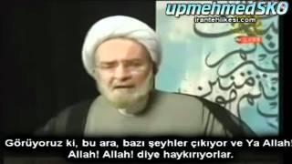 Şii Ayetullah Ali Kurani:Ya Ali demeden yalnızca Ya Allah şirktir (!)