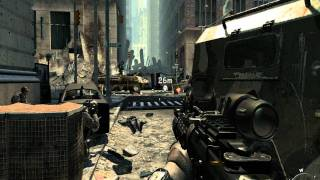 Call Of Duty - Modern Warfare 3 (Reloaded) Pc Gameplay.