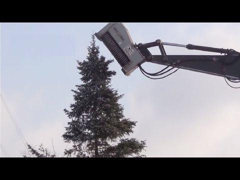 Skid Steer Forestry Mulcher Operating Techniques Doovi