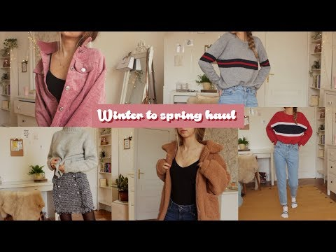 TRY ON SPRING HAUL ♥︎ Brandy Melville,...