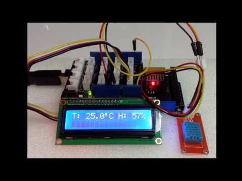 Grove Temperature & Humidity Sensor