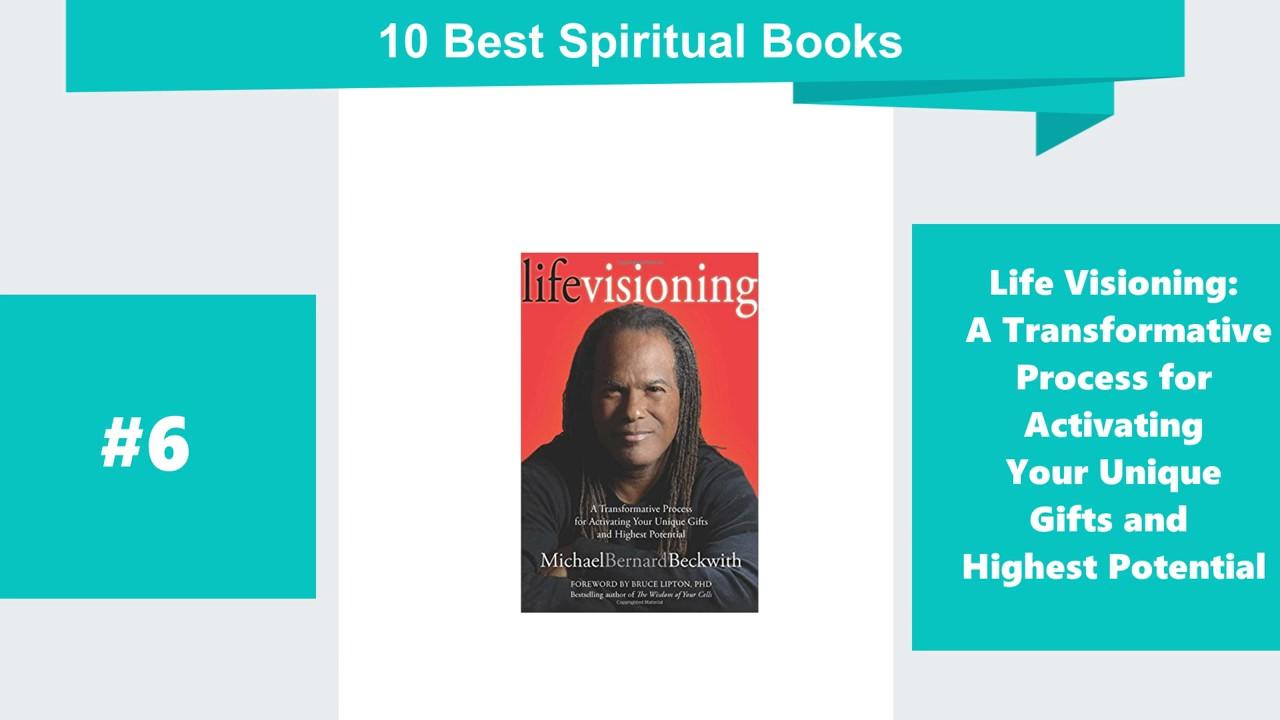 Top 10 best selling spiritual books 2017