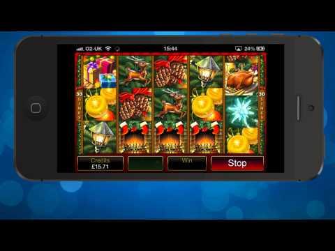 Deck The Halls Mobile Slot | Android Casino | Ipad Casino Games