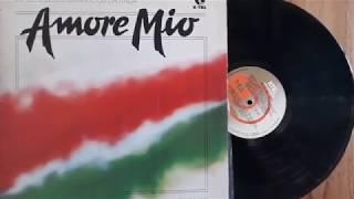 Amore Mio - Os Sucessos Romanticos da Italia - (Vinil Completo - 1980) - Bau Musical