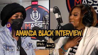 Singer & Songwriter Amanda Black talks all things #Mnyama and her journey with Penny Lebyane