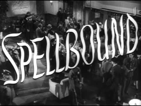 Spellbound Official Trailer #1 - Gregory Peck Movie (1945) HD