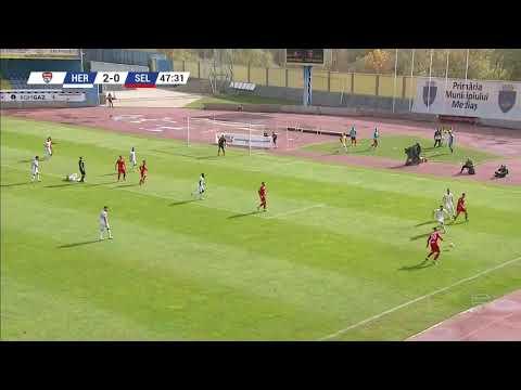 AFC Hermannstadt Viitorul Selimbar Goals And Highlights
