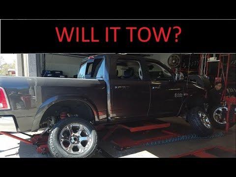 Ram 1500 towing