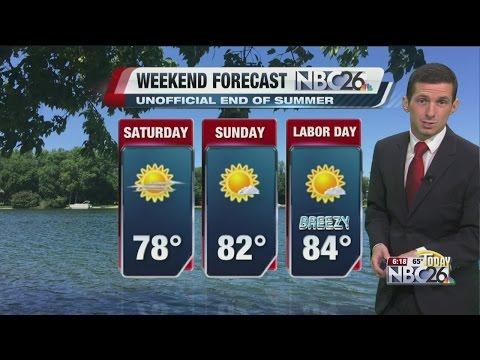 NBC26 Today Weather