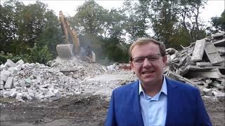 In der KULTSchule in Berlin wird gebaut - Kommentar Walter Gauks
