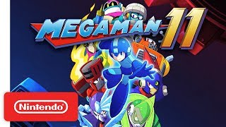 Mega Man 11 - Launch Trailer - Nintendo Switch