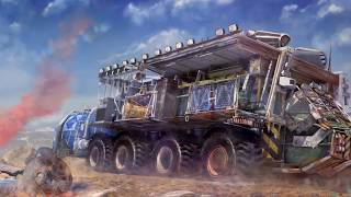 Let's play #26 Hard Truck Apocalypse - FINAL -