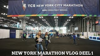 NEW YORK MARATHON 2017 DEEL 1
