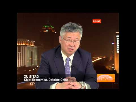 Xi Sitao, Robert Hormats discuss future of China-US business relations