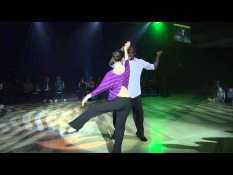 Swing Fling 2013 Jack & Jill Robert Jackson & Connie Gaithier