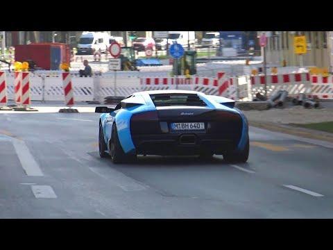 IPE Lamborghini Murcielago LP640 - CRAZY SOUND!