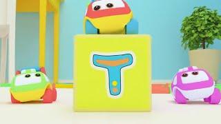 Строительные машинки - Тыр тыр трактор на стройке – Песенки для детей