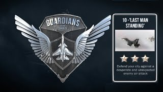 """Combat Mission 10 """"Last Man Standing"""" GUARDIANS OF THE SKIES"""