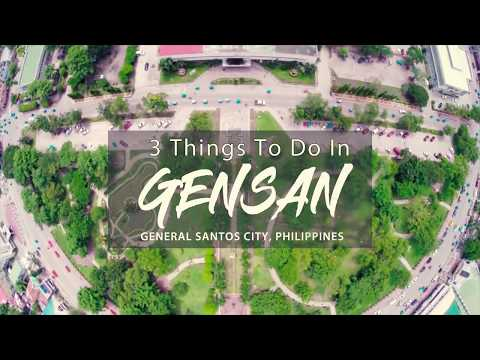 GENERAL SANTOS CITY, PHILIPPINES | MY TRAVEL EXPERIENCE | DJI OSMO