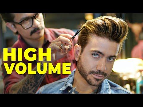 men's-high-volume-hairstyle- -modern-quiff-men's-haircut-2020- -alex-costa
