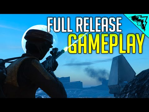 Battlefront 3 Multiplayer Gameplay (All Unlocks, Everything New, Walker Assault, )