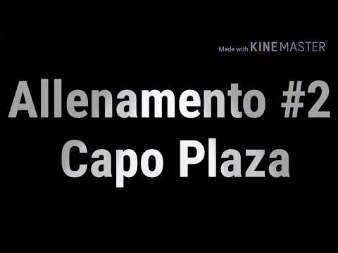 Capo Plaza - Allenamento#2 (lyric video)