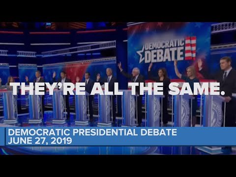 The Jay Weber Show - The Democrat Debates are pure GOLD for the Trump campaign