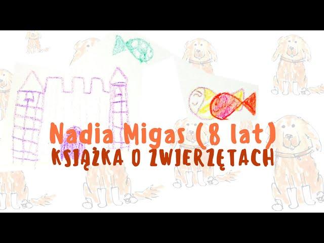 Bajki pisane przez dzieci - Nadia Migas. Możecie mnie słuchać w Studenckim Radiu Żak 88,8 MHz