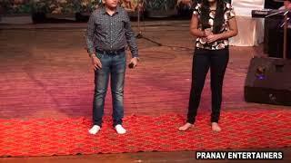 Zindagi har kadam ik nai jang hai by Amrapali & Deepanshu - Pranav Entertainers