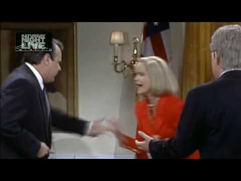 Hillary fights with Bob Dole