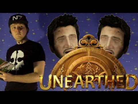 Обзор Unearthed (Uncharted на ПК!)