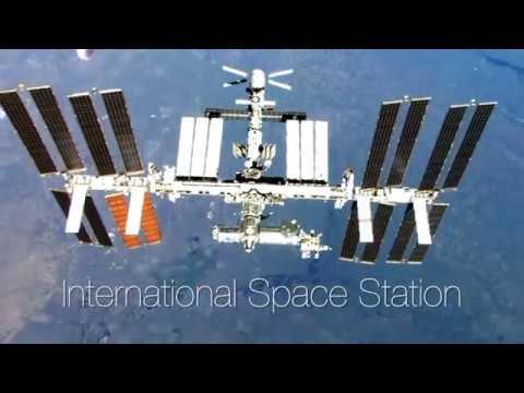 NASA Astronauts on ISS Enjoy 2018 CCP Calendar Artwork