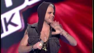 VINCE KIDD (FULL) BLIND AUDITION The Voice UK