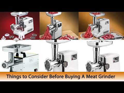 Top 5 Best Meat Grinder